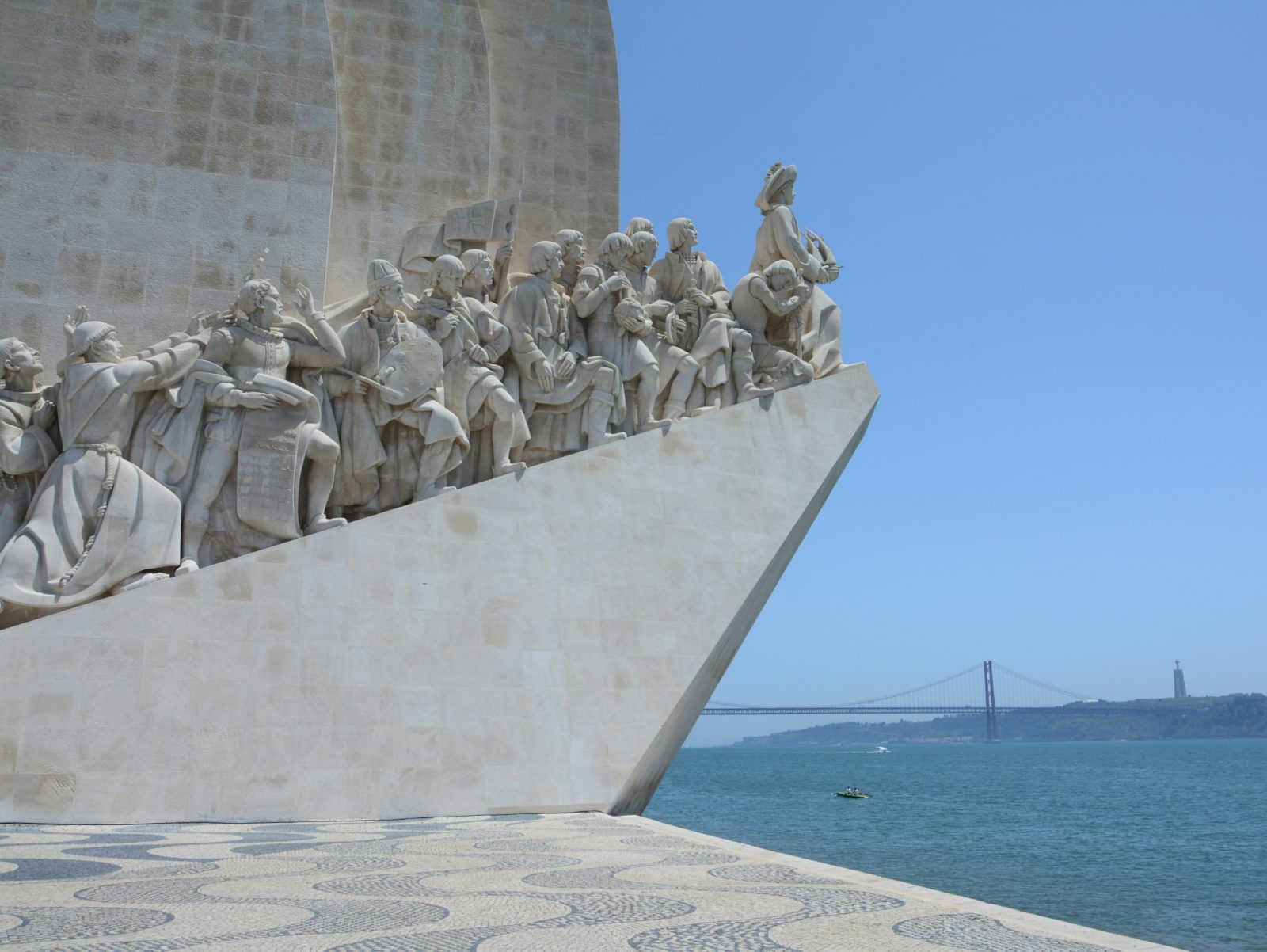 Lisbon Portugal monument of discoveries