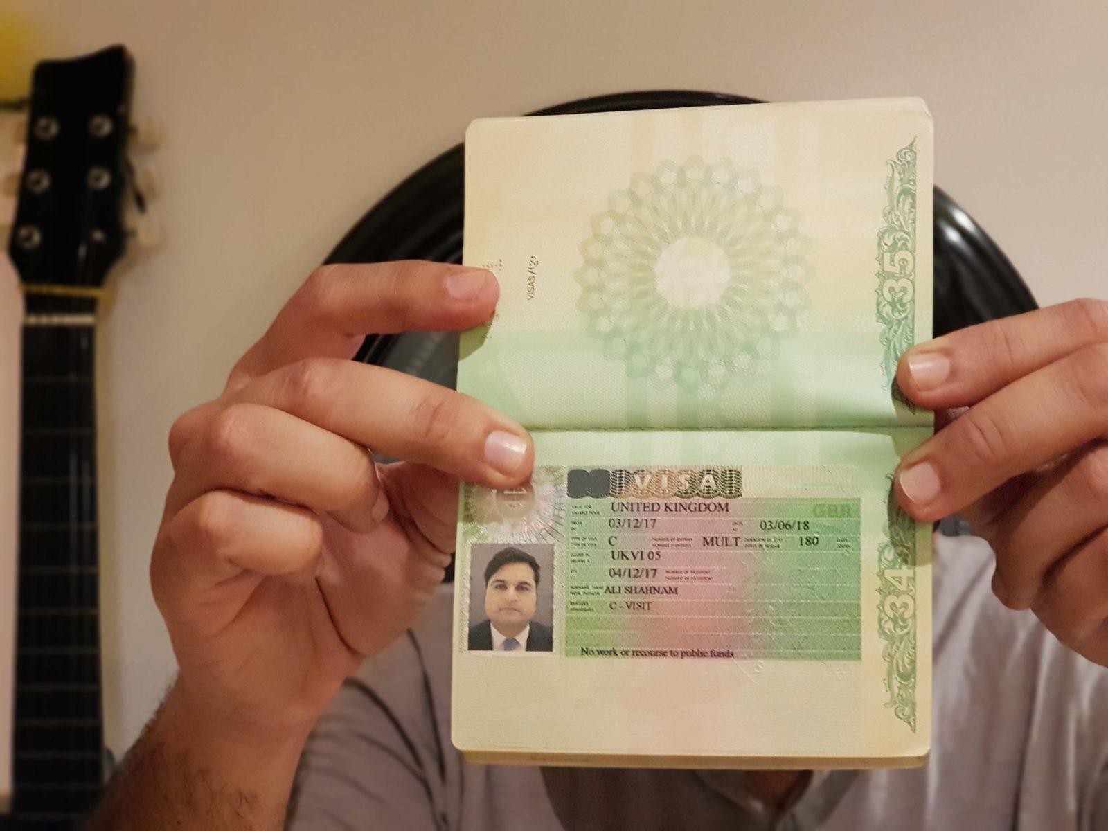 Visa for UK