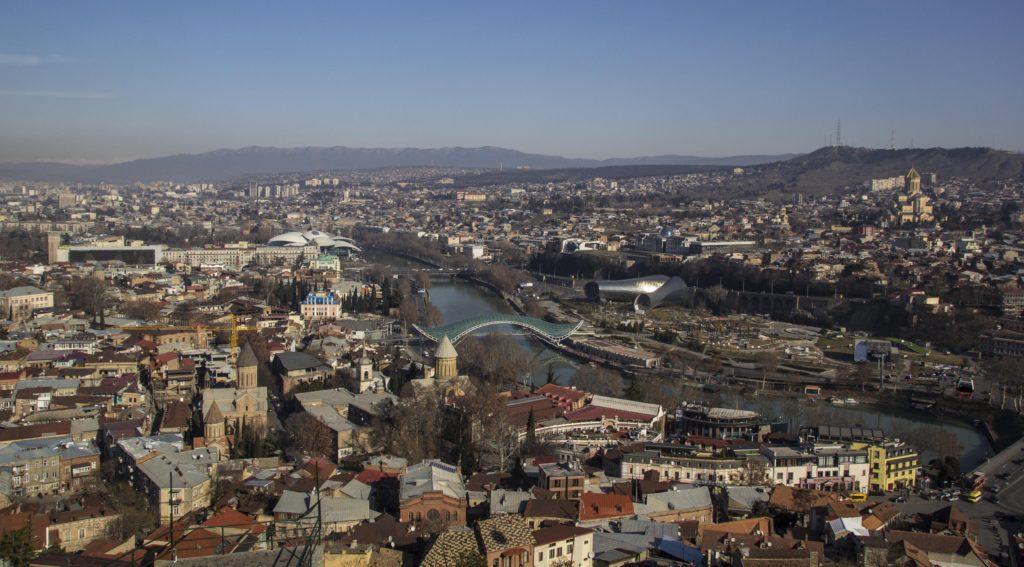 Tbilisi by Nomadic Paki