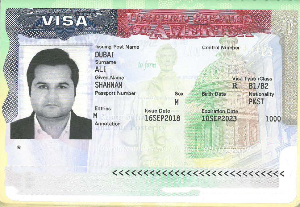 Get america visa for pakistanis