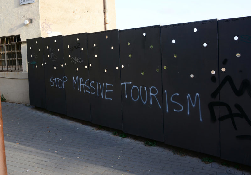 Stop Massive Tourism